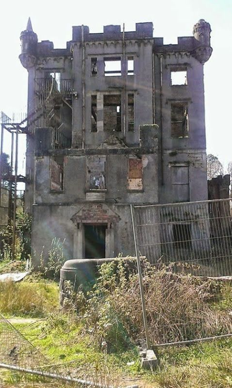 Caldwell House | Abandoned in Scotland