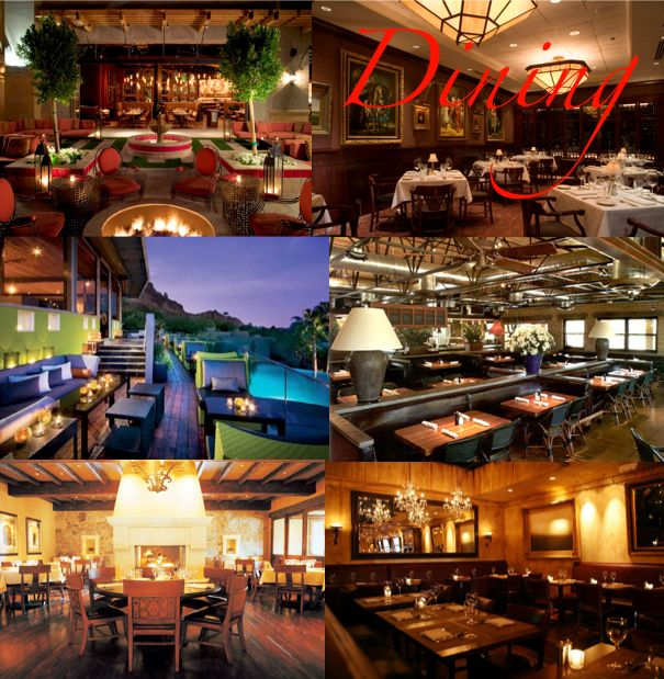 Top Tourist Attractions In Highlands Ranch Co: Scottsdale Arizona Dining Guide, Where To Eat In