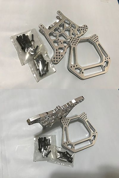 Suspension and Steering Parts 182199: Aluminum F R Shock Tower Fit Traxxas Slash Stampede Rustler Vxl 2Wd S -> BUY IT NOW ONLY: $37.99 on eBay!