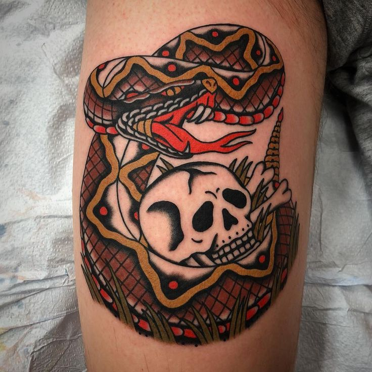 Sterling Barck @ Downtown Tattoo Las Vegas
