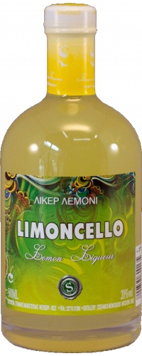 Limoncello Στέφος