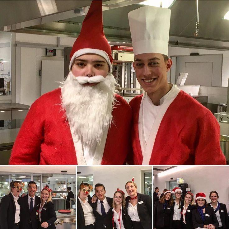 Merci Père Noël pour ce bon repas  #ehgstudent #EHGLife #geneve #geneva  #lakegeneva #lacleman #restaurant #ehg #ecole #ecolehoteliere #ecolesuisse #hotelschool #swisshotelschool #hotellerie #swissriviera #switzerland  #lac #riviera  #genevalake  #visitgeneva  #switzerland #lacdegeneve  #genevacity #lacleman  #igersuisse  #genevalive #ehgcampus #gastrosuisse #restaurant #hotelmanagementschoolgeneva #hmsg