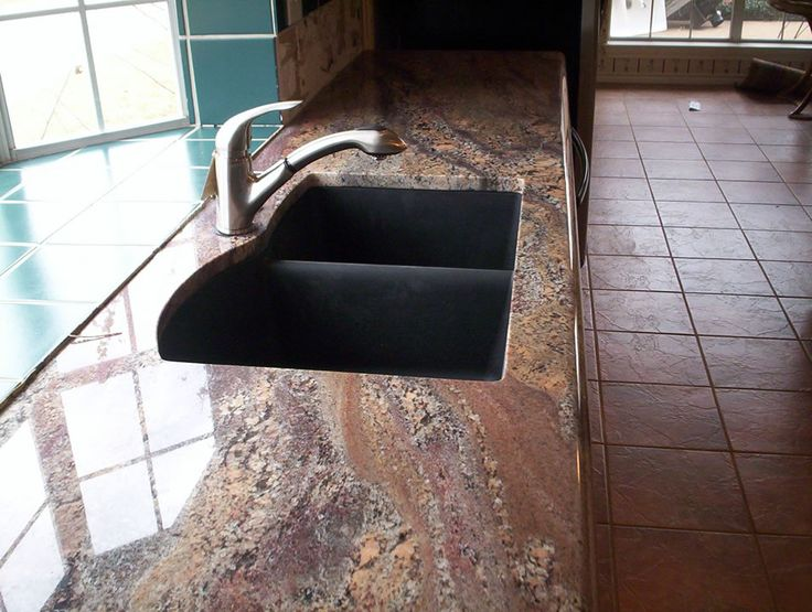 274 Best Granite With White Cabinets Images On Pinterest