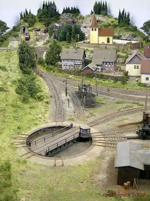 a layout at the annual warley national model railway exhibition heldd091734b4db879bdffebeb8d1d1bfafe jpg