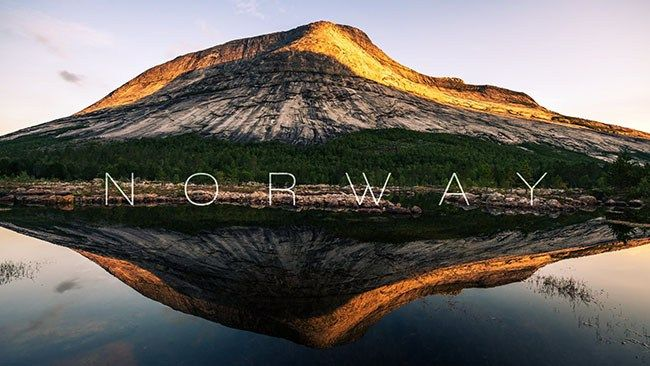 #Norway is truly spectacular from any angle. Need proof? Just look>>   #travel #Timelapse @martinheck
