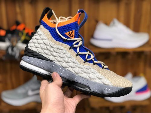 official photos e6609 df708 Nike LeBron 15 Mowabb Mutli-Color Racer Blue AR4831-900-3 ...