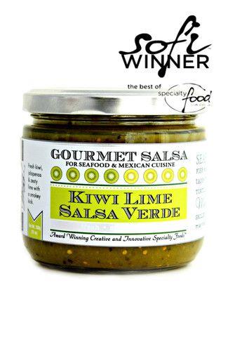 Kiwi Lime Salsa Verde