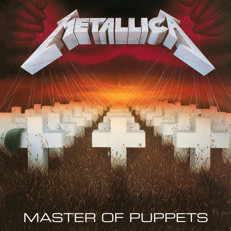 Master Of Puppets by Metallica - Master Of Puppets