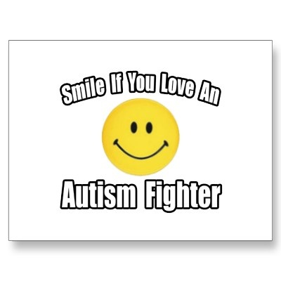 Love an Autism Fighter