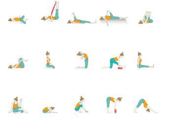 intermediate yoga  yoga for tight hamstrings uttanasana
