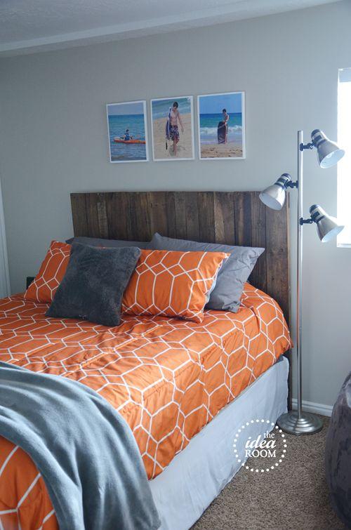 15 cool teenage boy room ideas boys full size mattress and boy rooms - Room boys small dekuresan ...