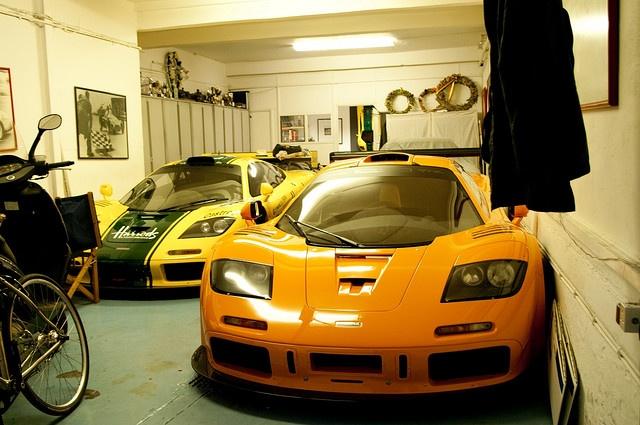 16 best garages worth bragging images on pinterest dream for Garage auto orange