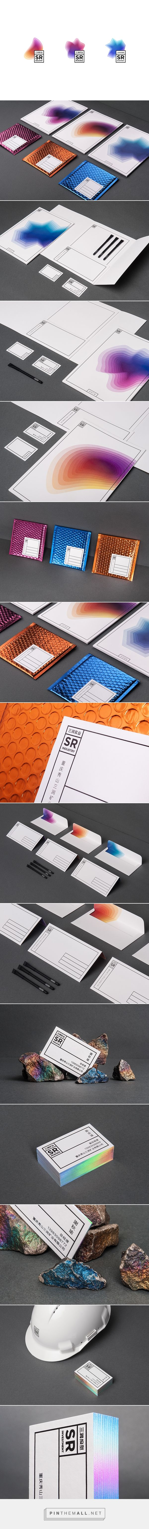 found by hedviggen ⚓️ on pinterest | ci & packaging | fonts | gfx | personalized | paper | craft | design | business card | Logo Design | branding | Brand Board | Web Design | corporate identity | brand identity | inspiration  Sanrun Mining Co.