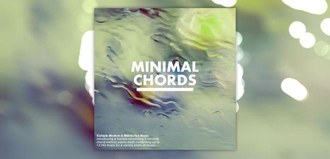 Free Minimal Chords (WAV & MIDI) by Sample Modern