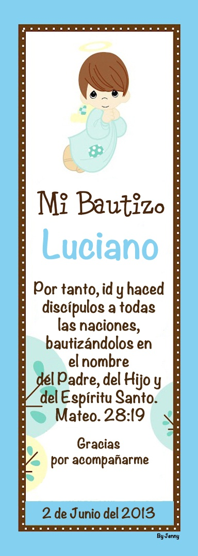 Separador Bautizo!