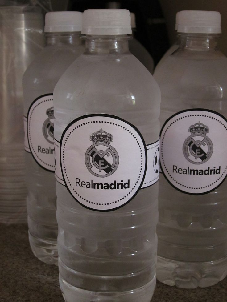 Real Madrid is like water.  And you can not live without water.