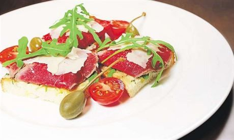 Velká část italských receptů je velmi lehká a rychlá na přípravu – třeba jako…