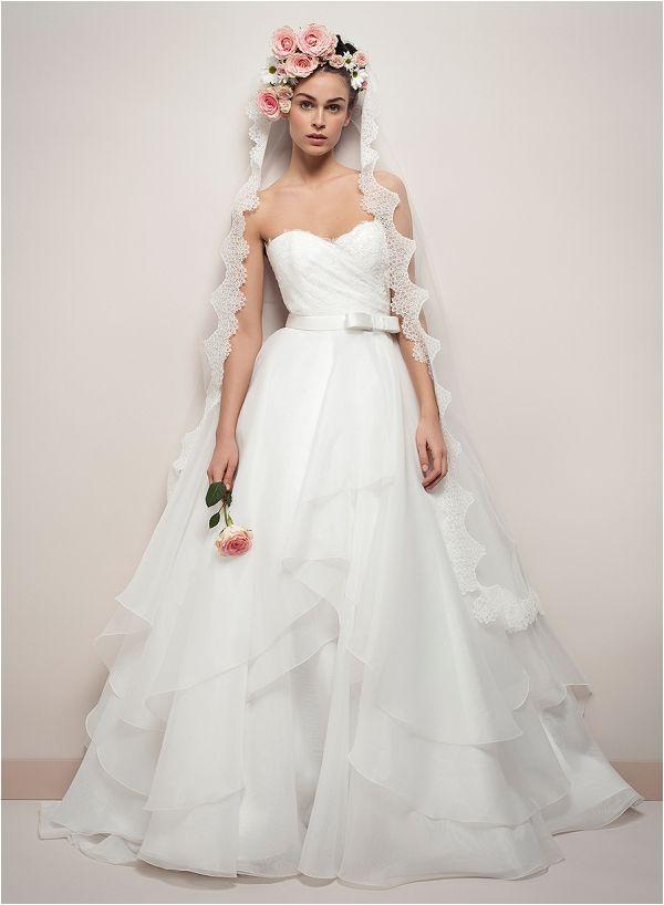 Classic Elegant Cymbeline Wedding Dress