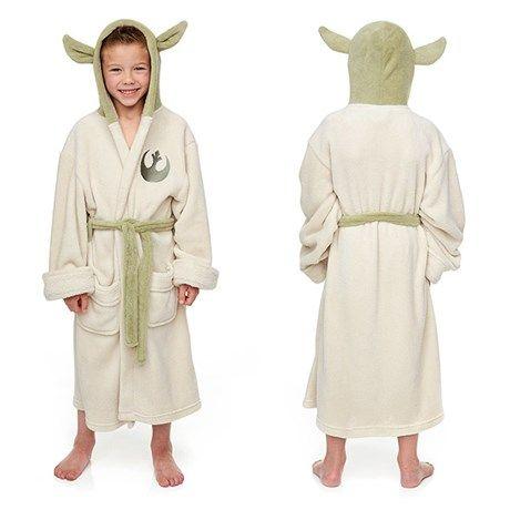 Forvandler barnet til jedimesteren Yoda!