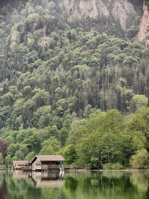 Lake Schliersee, Bavaria, Germany