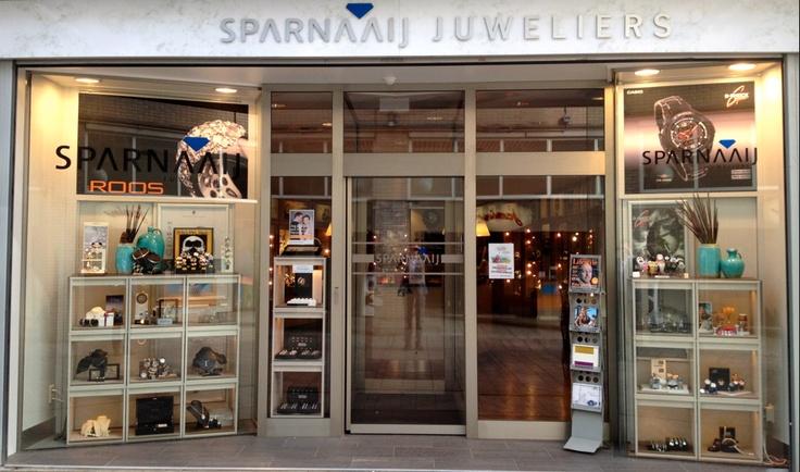 Sparnaaij Juweliers storefront