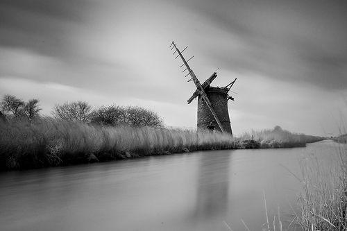 Brograve Drainage Mill | by Benjamin Edwards