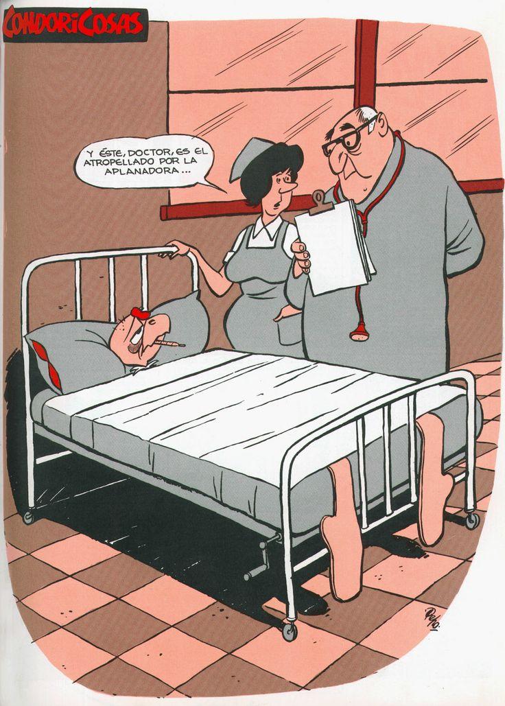 Del Hospital 'Echando a Perder se Aprende'.
