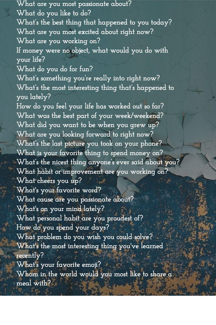 27 Alternatives To 'what Do You Do?'  Buffer