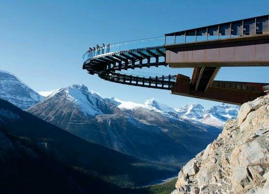 Glacier Skywalk Jasper Park