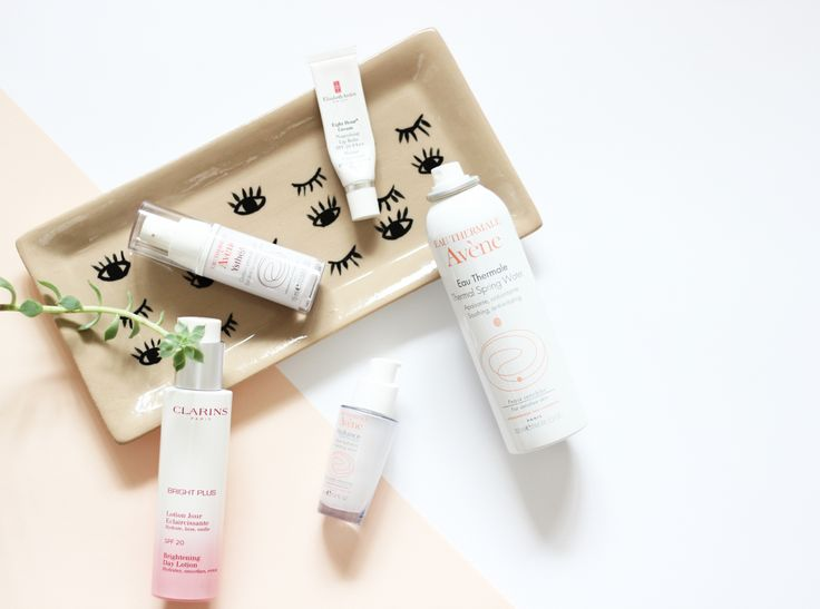 CURRENT AVENE-HEAVY SKINCARE ROUTINE
