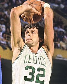 #Kevin Mchale - Then