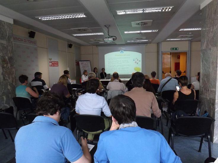 Siamo pronti a seguire il workshop