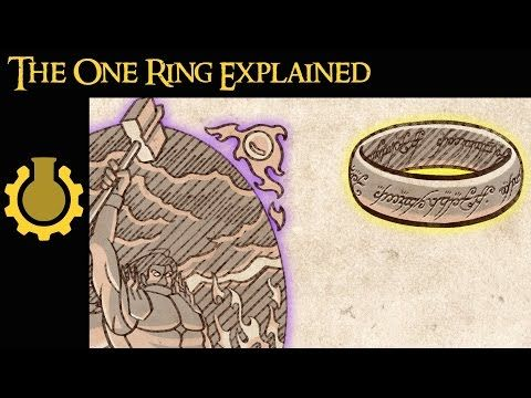 """This Video Explains Everything You Need To Know About The One Ring From """"The Lord Of The Rings"""""""