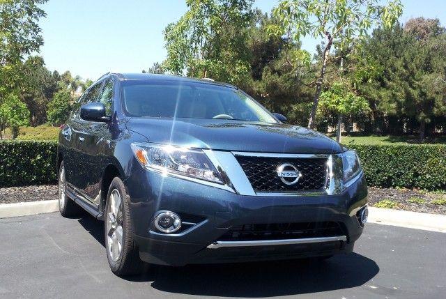 2014 Nissan Pathfinder Hybrid: Is It Hybrid Enough To Matter?