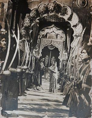 MUGHAL-E-AZAM LOBBY