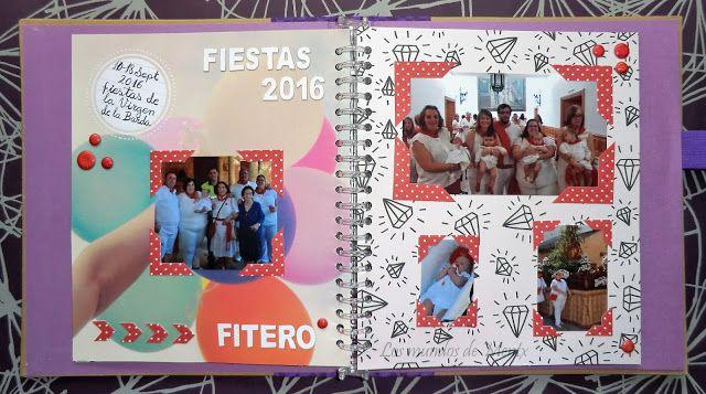 Los mundos de Mentx: Creative Journal 14#2017 Fiestas 2016 / 2016 Festi...