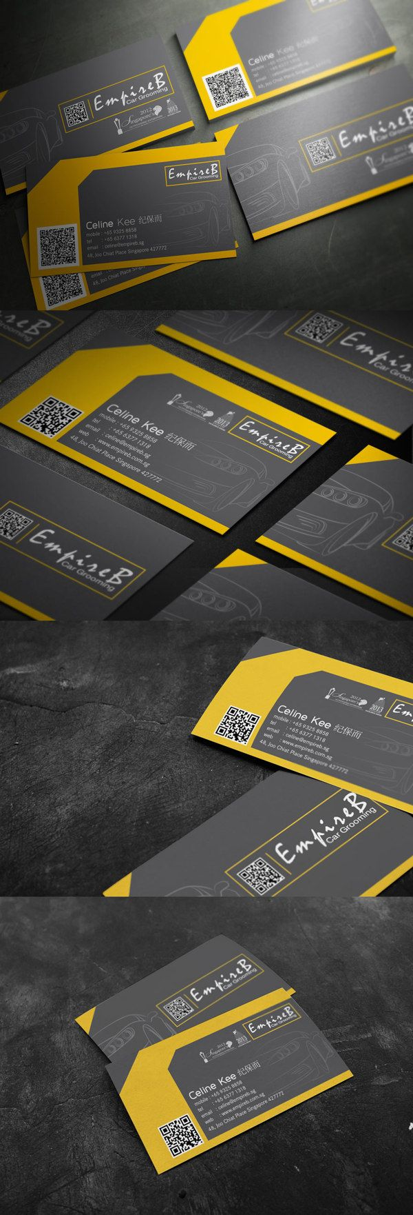 191 Best Business Cards Images On Pinterest Business Cards