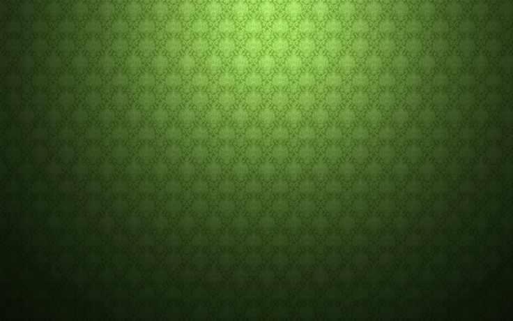 Green Patterns Wallpaper Hd