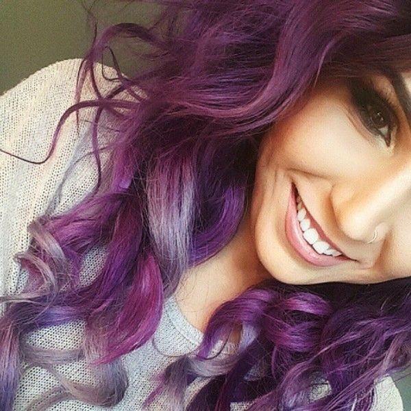 34 Best Manic Panic Deep Purple Dream Images On Pinterest