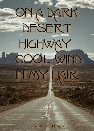 ☮ American Hippie ☮ Eagles ... Hotel California lyrics