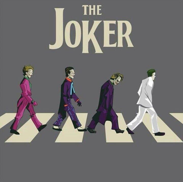 The Jokers!