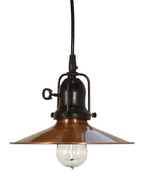 19 best pot racks images on pinterest kitchen ideas for Farmhouse pendant lighting fixtures