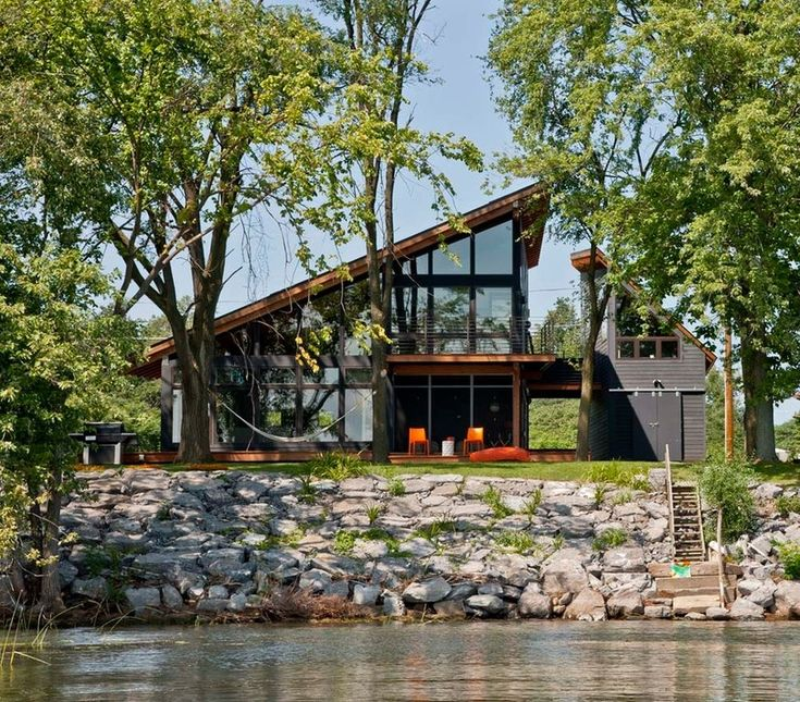 Best 25 Modern Houses Ideas On Pinterest: Best 25+ Modern Lake House Ideas On Pinterest
