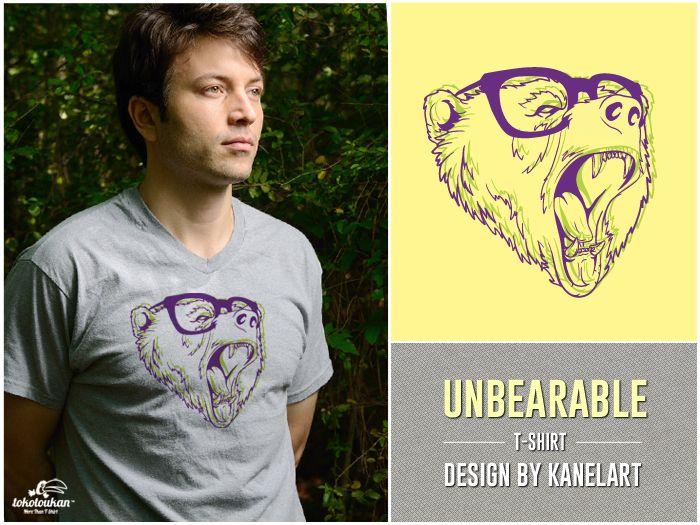 T-Shirt Design by Kanelart