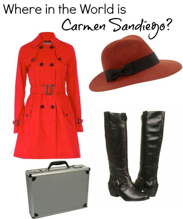 Best 25 Carmen Sandiego Ideas On Pinterest