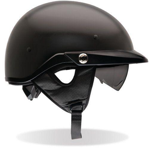 Bell Pit Boss Matte Black Half Helmet  X-Large/2X-Large For Sale https://motorcyclejacketsusa.info/bell-pit-boss-matte-black-half-helmet-x-large2x-large-for-sale/