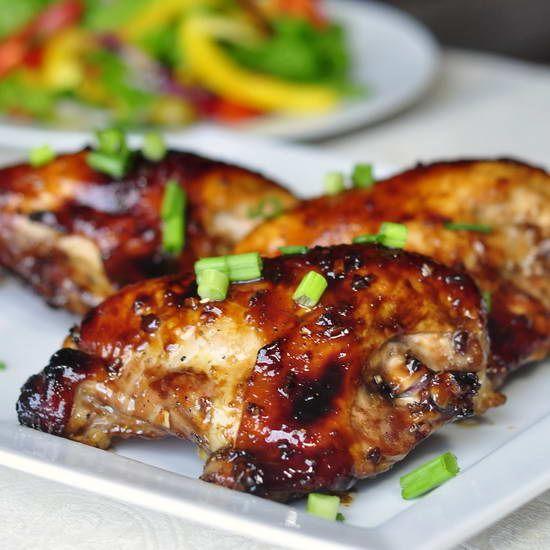 Honey Soy Chicken Breasts