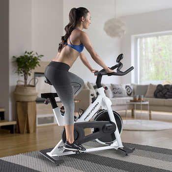 Proform 405 Spx Indoor Exercise Bike Assembly Required Indoor Bike Workouts Biking Workout Exercise Bike Reviews