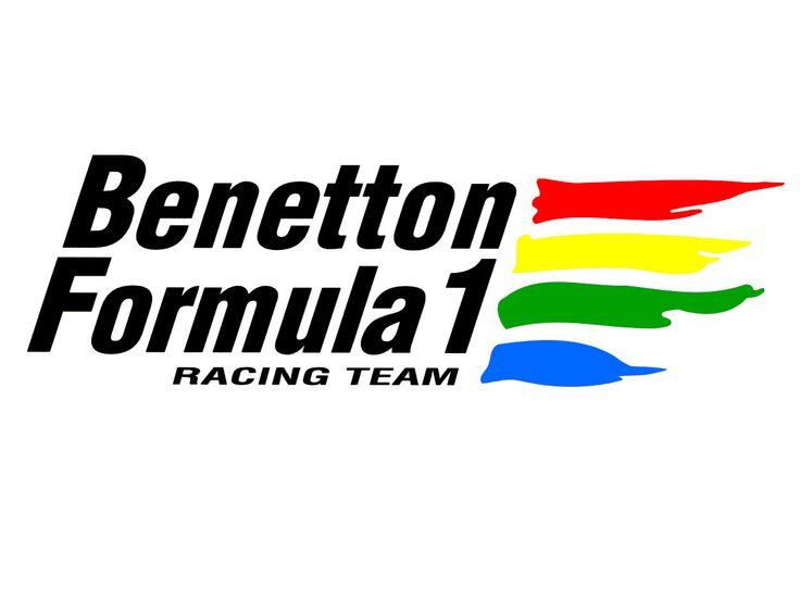 benetton formula one racing team formula one pinterest