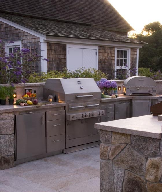 17 Best Images About Outdoor Kitchens And Fireplaces On